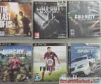 Original Sony PS3 Games