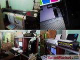 EPSEN DIGITAL PRINTER & ALL OTHER ACCESSORIES FOR A PRINTING SHOP