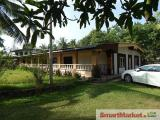 Lagoon front Land for Sale in Negombo