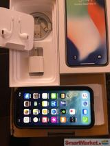 Apple iPhone X - 256GB - Unlock Sim Free (AT&T) Smartphone