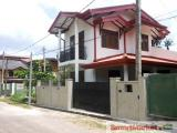 Three Storied Luxury House for Lease in Gampaha.
