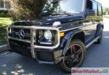2014 Mercedes-Benz G63 AMG for sale