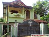 Two Storied House for Sale at Oruthota Road, Gampaha.