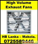 Wall exhaust fans srilanka  , exhaust fans for factories, warehouses