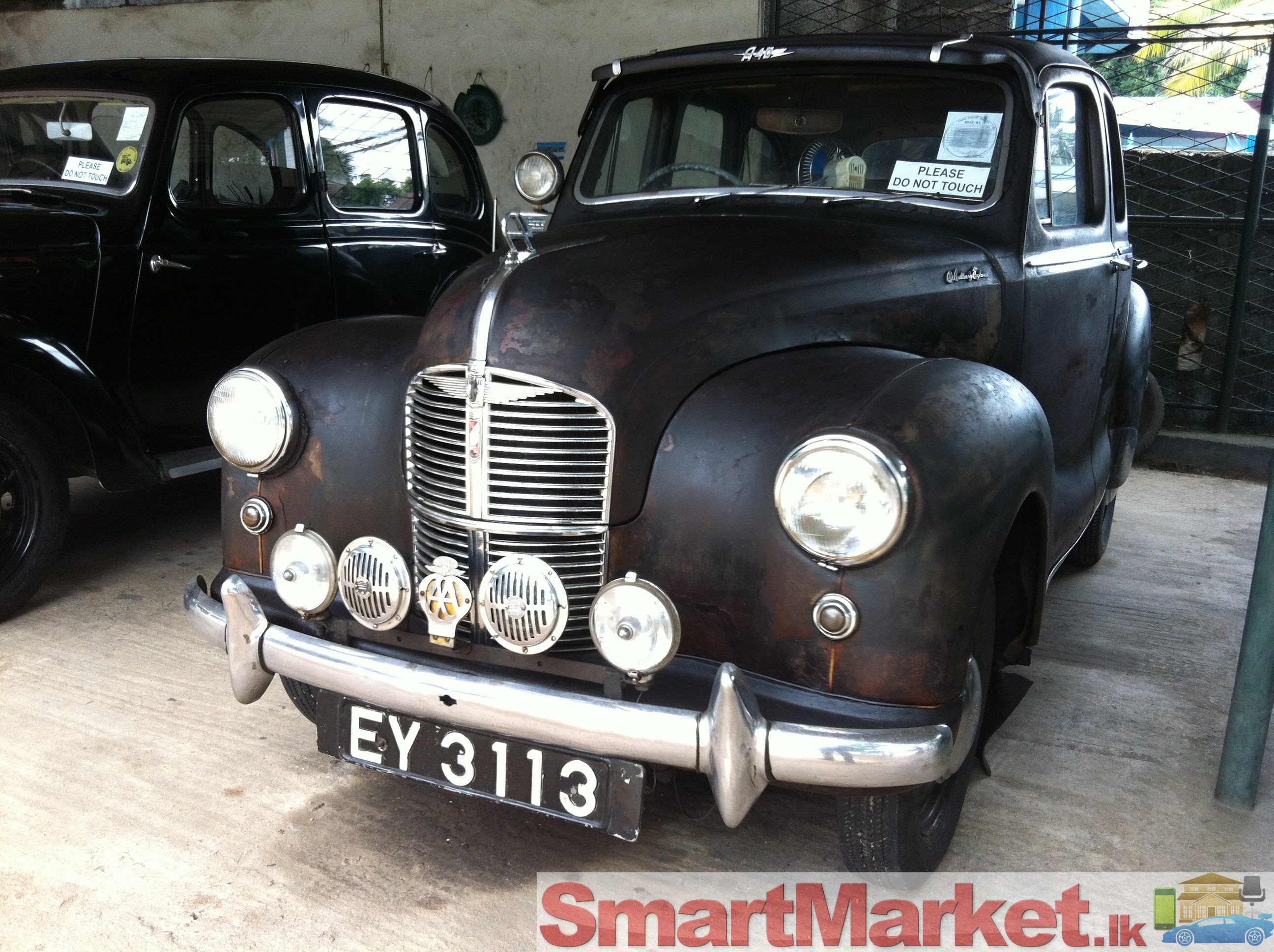 Devon Ey Classic Car For Sale In Srilanka
