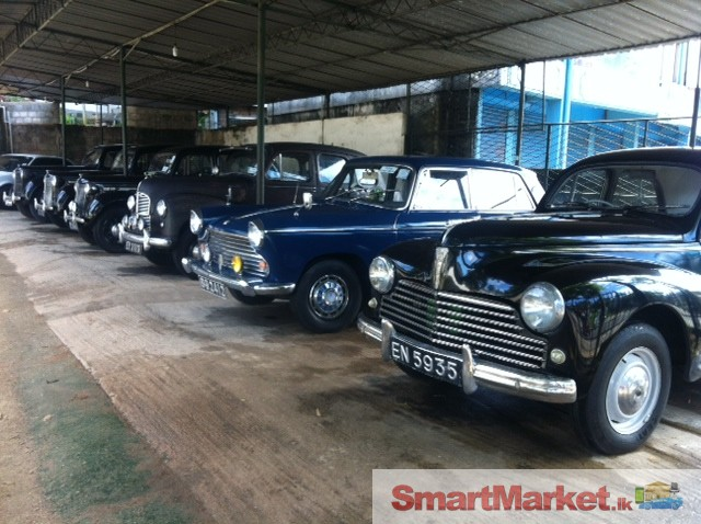And Vintage Cars For Sale In Srilanka