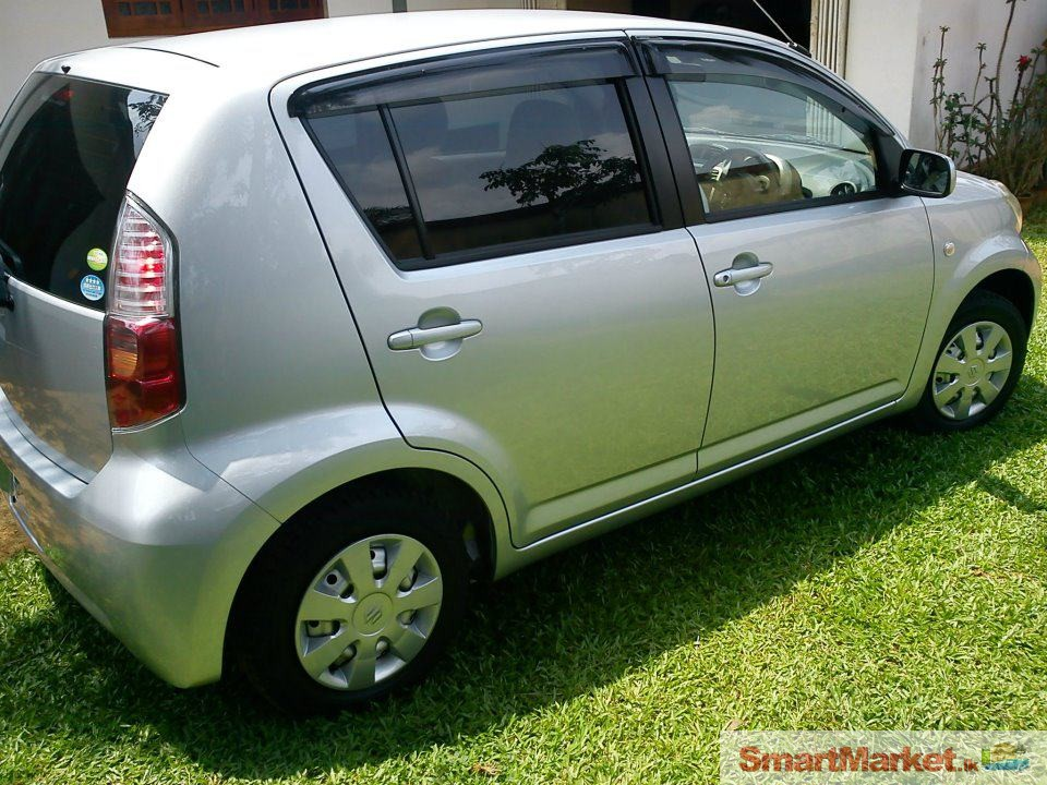 Toyota Passo unregistered car for sale