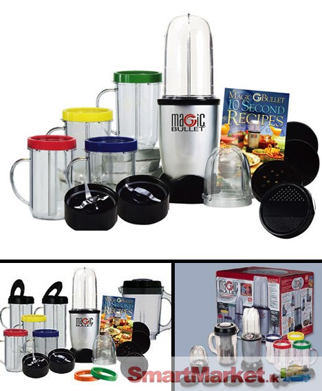 magic bullet 10 second recipes and user guide pdf