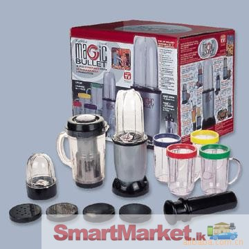 Magic bullet 21 piece multi purpose blender for sale in for What brand of blender is used on the chew