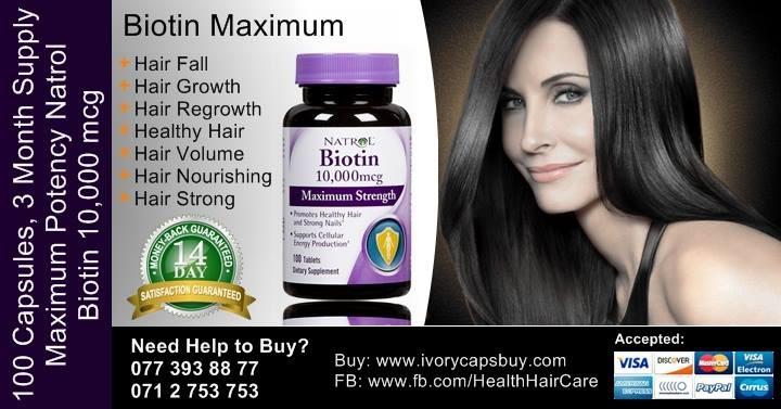 10 000 mcg biotin for hair growth