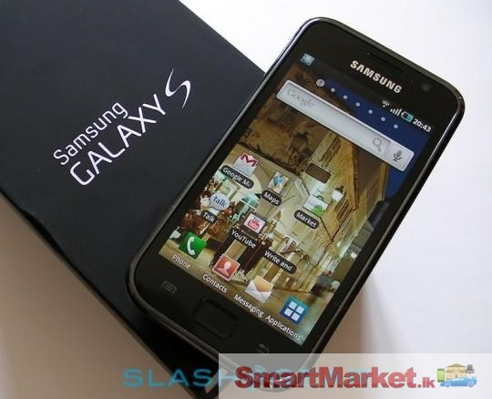 SAMSUNG GALAXY S For Sale!!