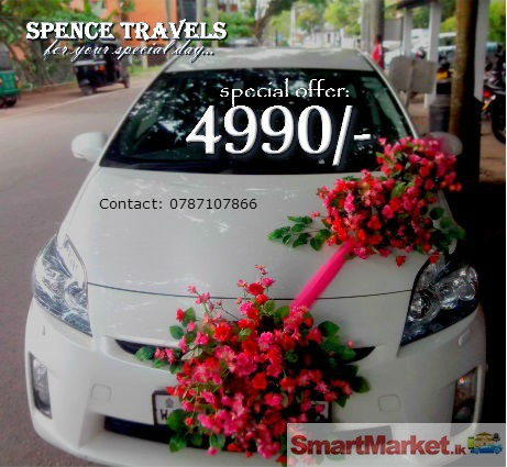 Wedding Car Rent Sri Lanka For Rent In Colombo