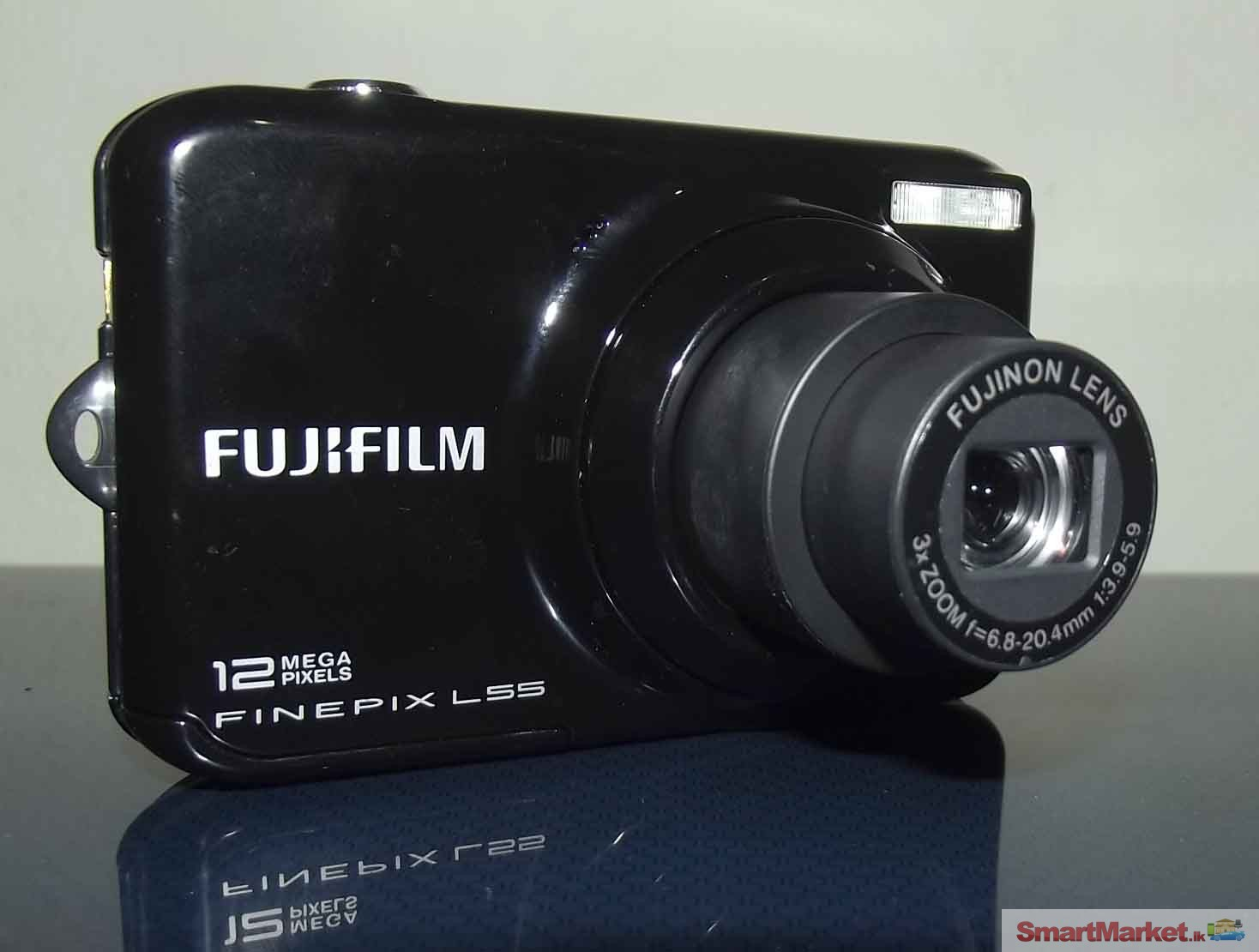 Fujifilm Finepix L55 12MPx Camera