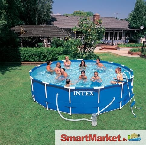 Above Ground Swimming Pools Starting At Rs 60 000 For Sale In Matale