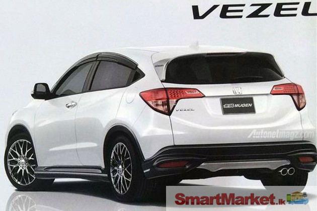 Honda Vezel Accessories For Sale In Colombo Smartmarket Lk