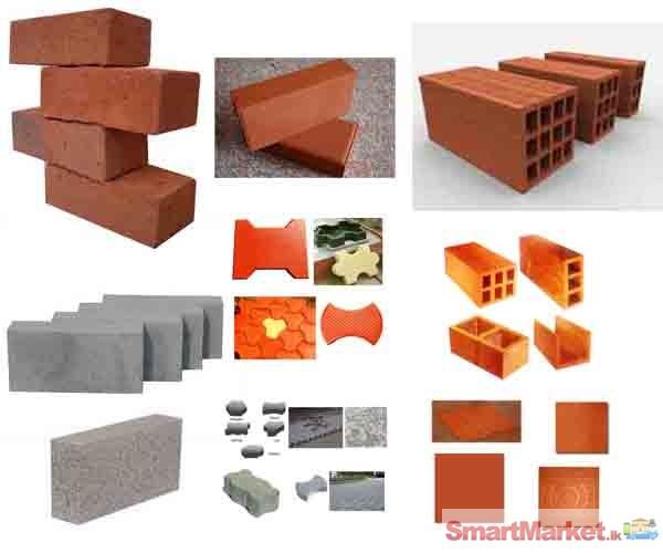 Brick Manufacturers In Sri Lanka Smartmarket Lk