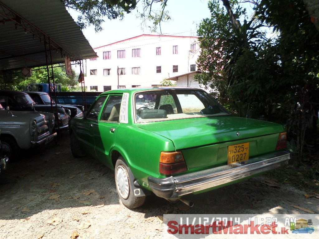 Cars For Sale In Sri Lanka Riyasewana: Ford Cortina Ghia For Sale In Sri Lanka