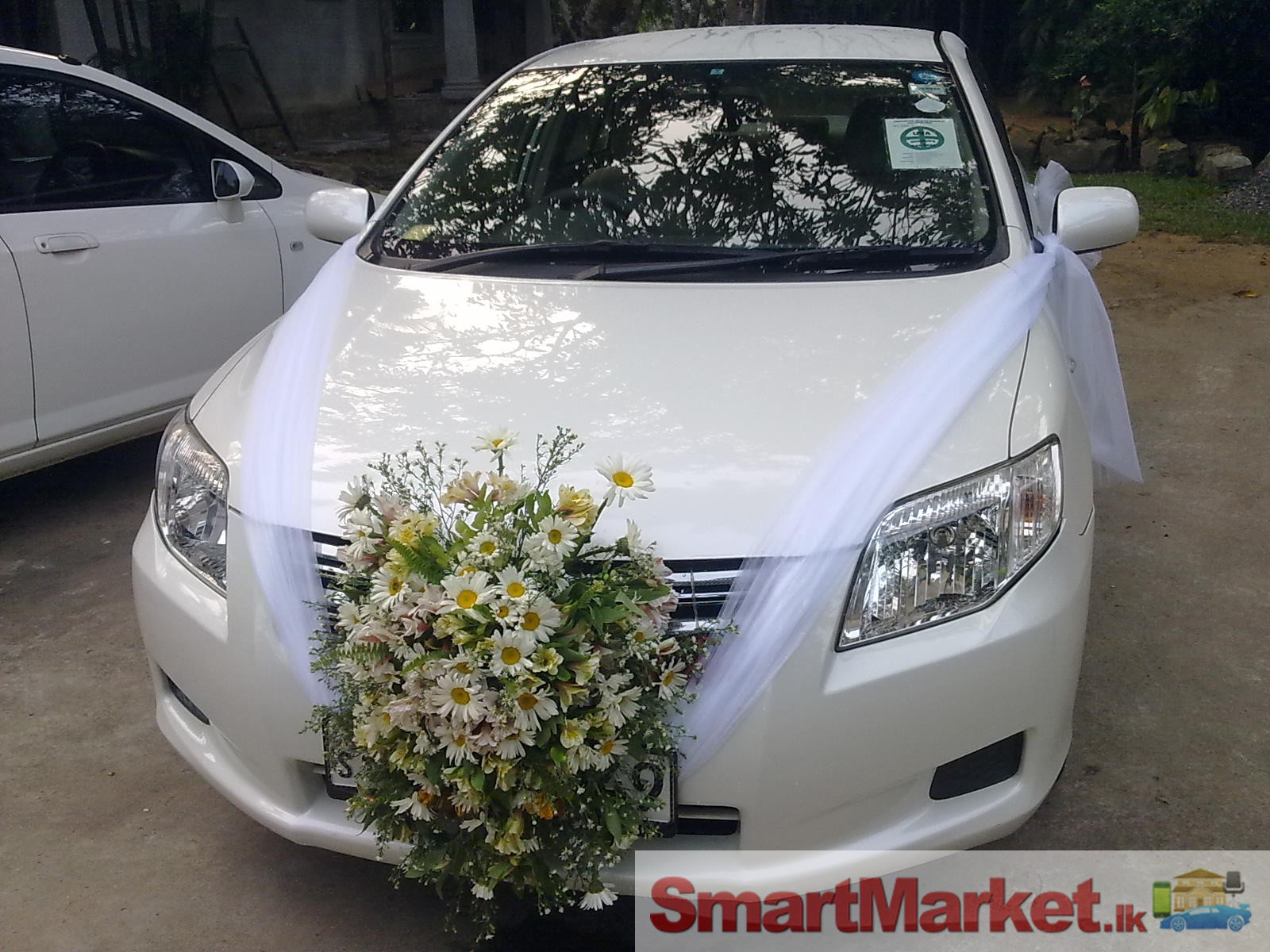 Wedding Car For Rent 0715623715 For Rent In Kandy