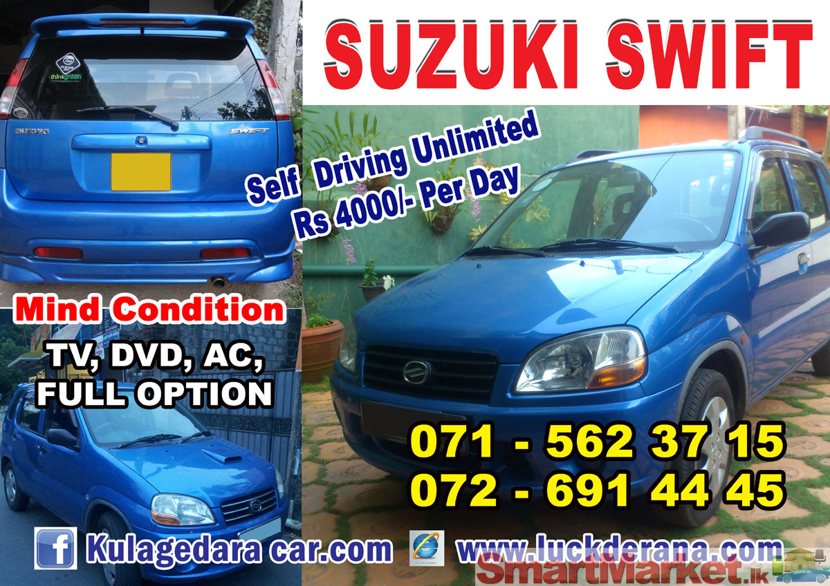 Rent A Car Sri Lanka Self Drive Kandy