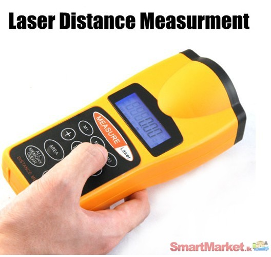 Electronic Measuring Equipment : Laser distance measuring equipment ultra sound