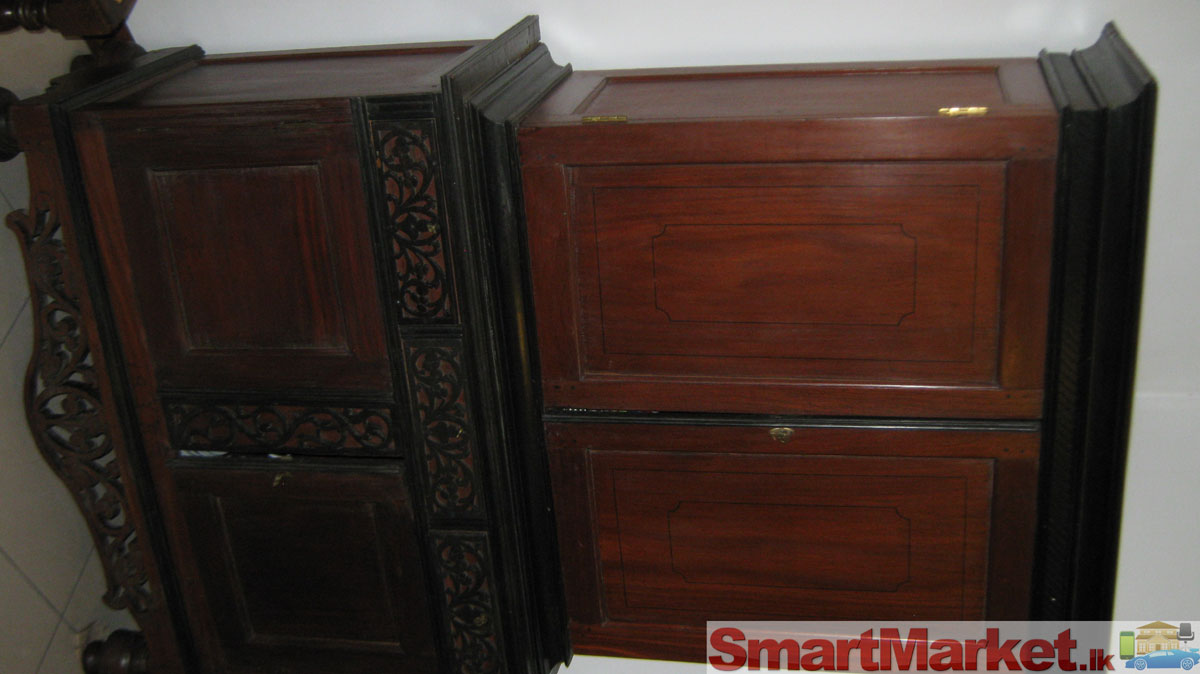 Antique Furniture To Sell By Foreigner In Colombo For Sale In Colombo