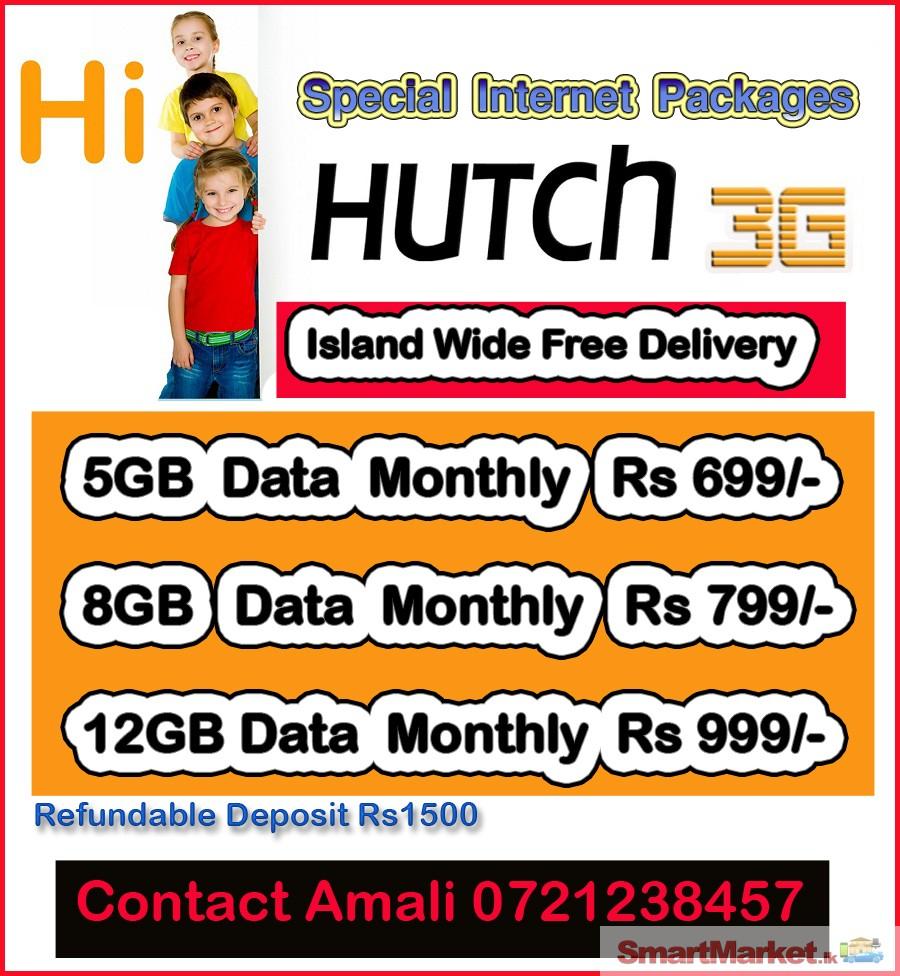 Hutch Data Plans