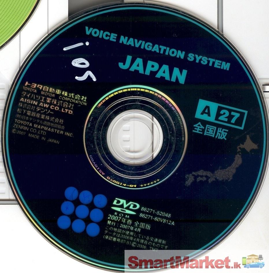 voice navigation system a27