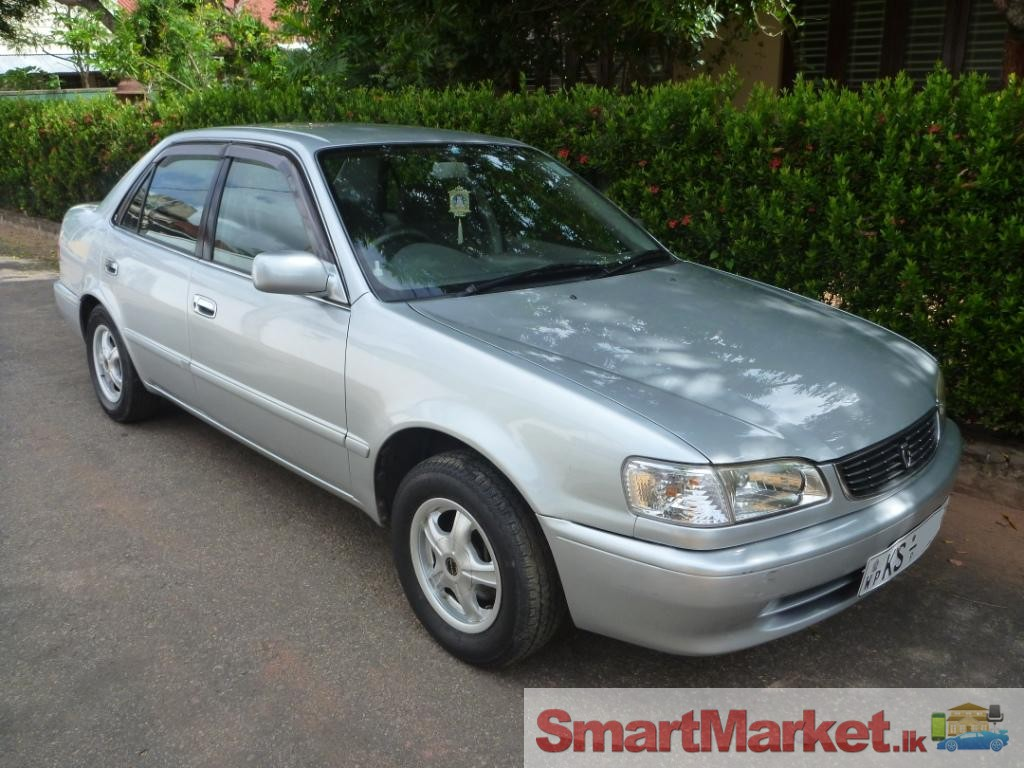 Toyota Corolla 110 For Sale In Colombo Smartmarket Lk