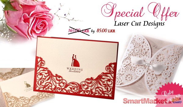 Wedding invitations & cake boxes For Sale in Colombo | Smartmarket.lk