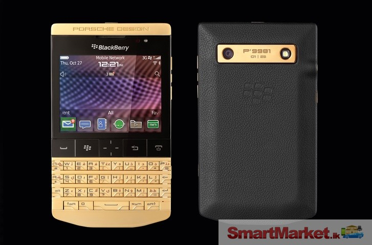 fs blackberry porsche p9981 amp gold blackberry q10