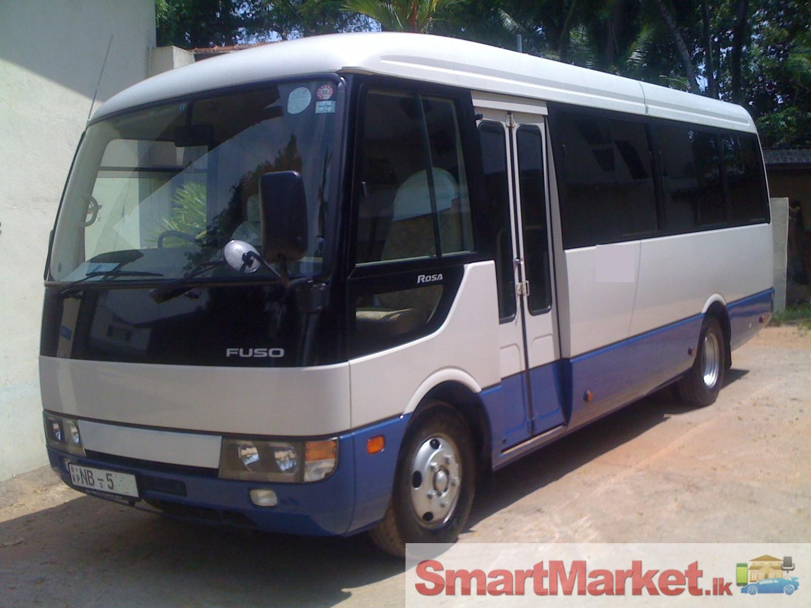 Mitsubishi Fuso 29 seater Bus for Sale