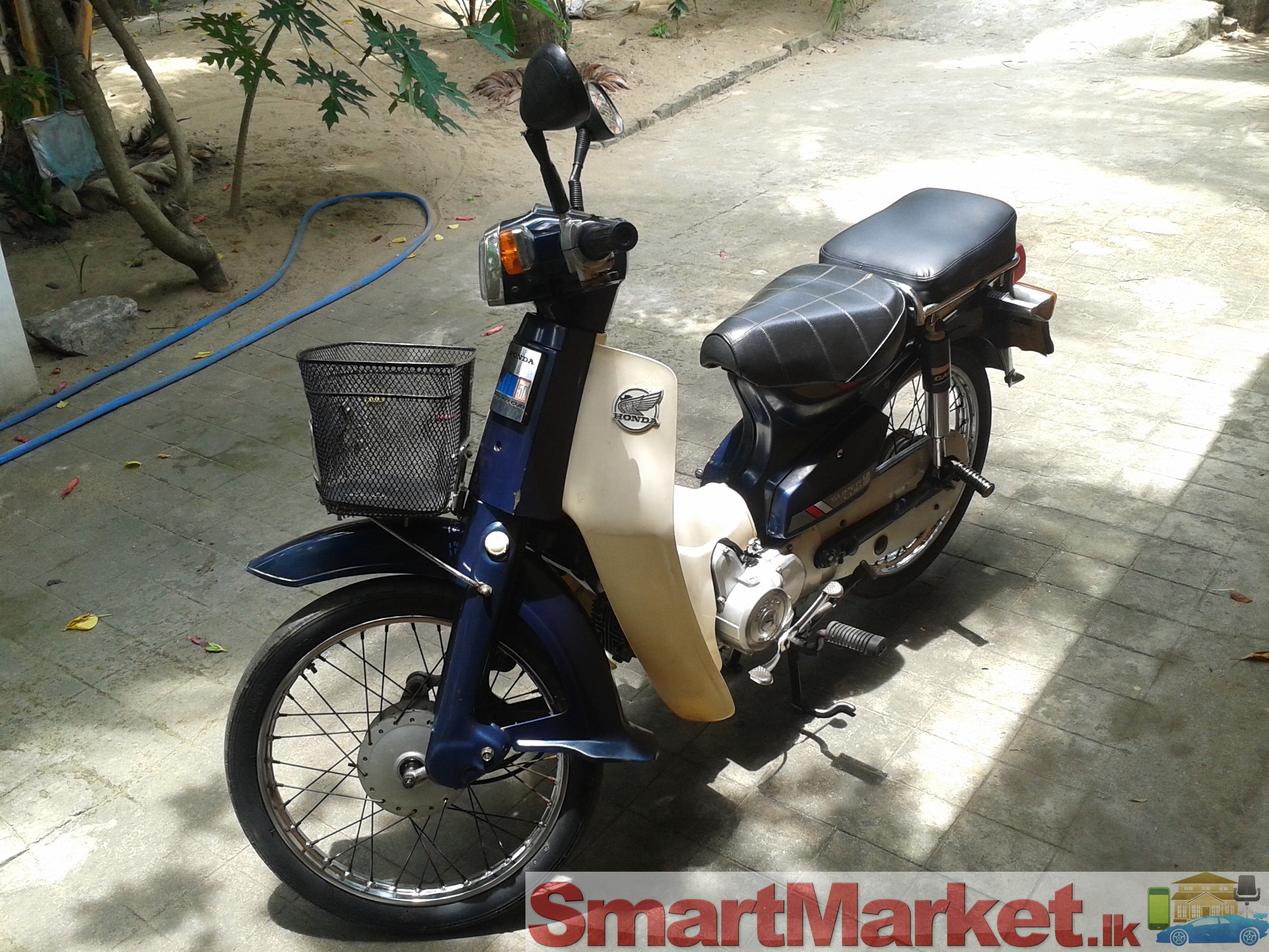Honda Super Cub C50 For Sale In Batticaloa Smartmarket Lk