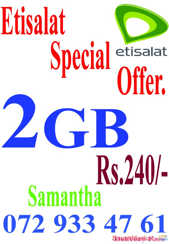 Internet Business: Etisalat Internet Business Packages