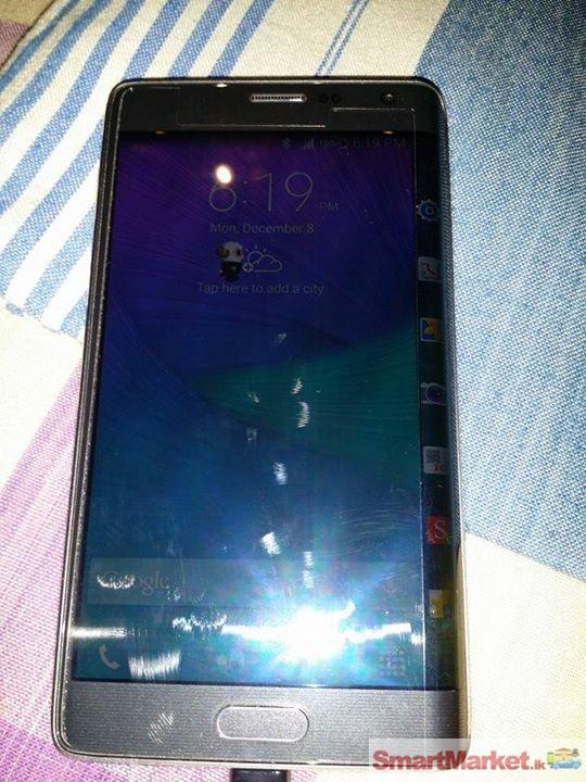 Samsung Galaxy Note Edge(Docomo)