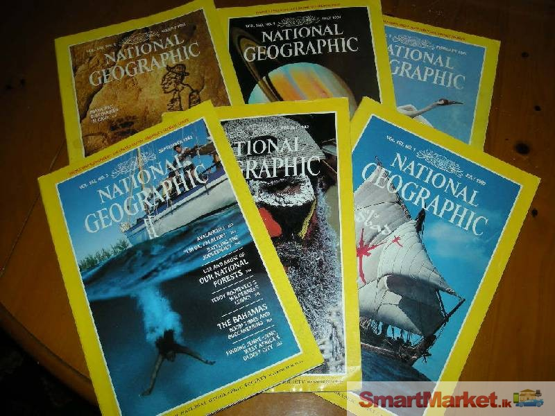 The largest selection of archived National Geographic Magazines on the internet with contents listed for each individual issue. anatomi.ga is also recognized by the National Geographic Society as an official National Geographic magazine rare and difficult to find back issue dealer.