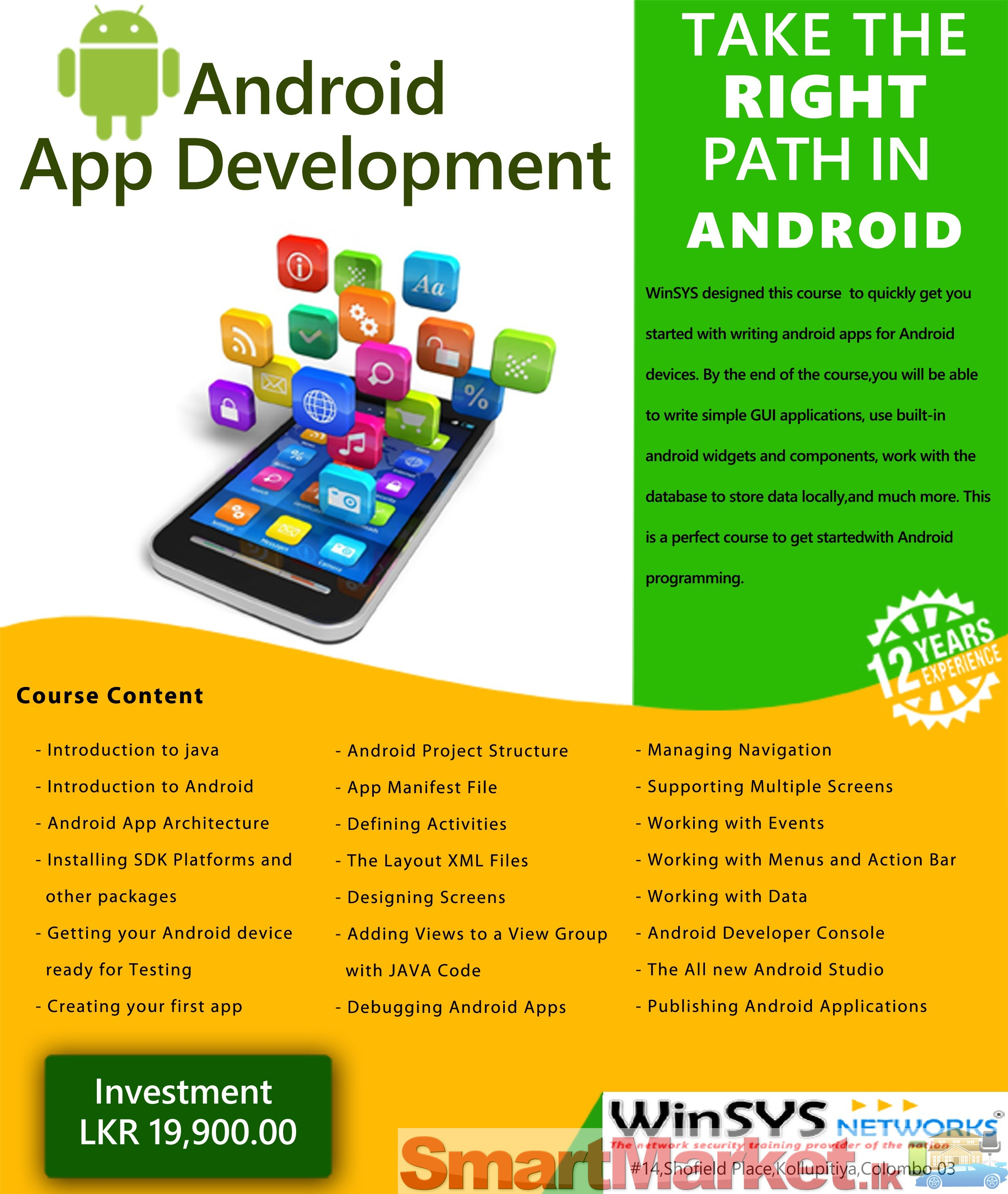 android app development course pdf