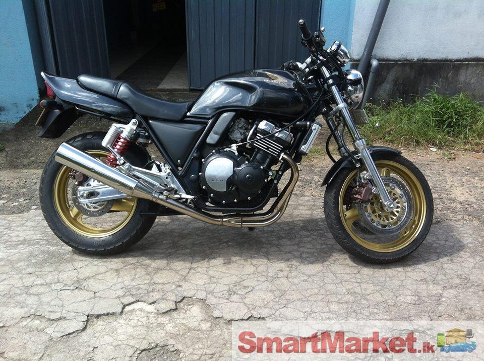 Honda cb400 for sale in colombo for Honda cb400 for sale