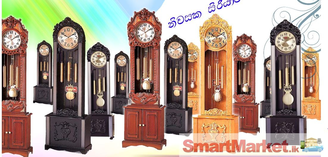 Grand Father Clock For Sale In Colombo Smartmarket Lk