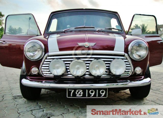 1973 Austin Mini Cooper Registered For Sale In Colombo