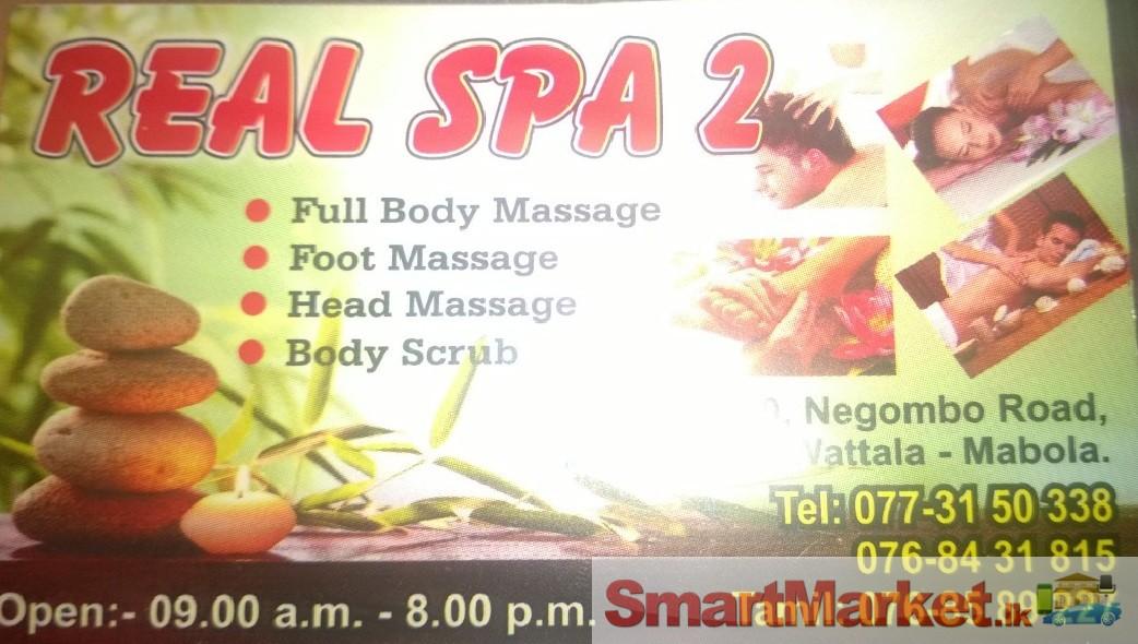 Gampaha Spa Contact Number