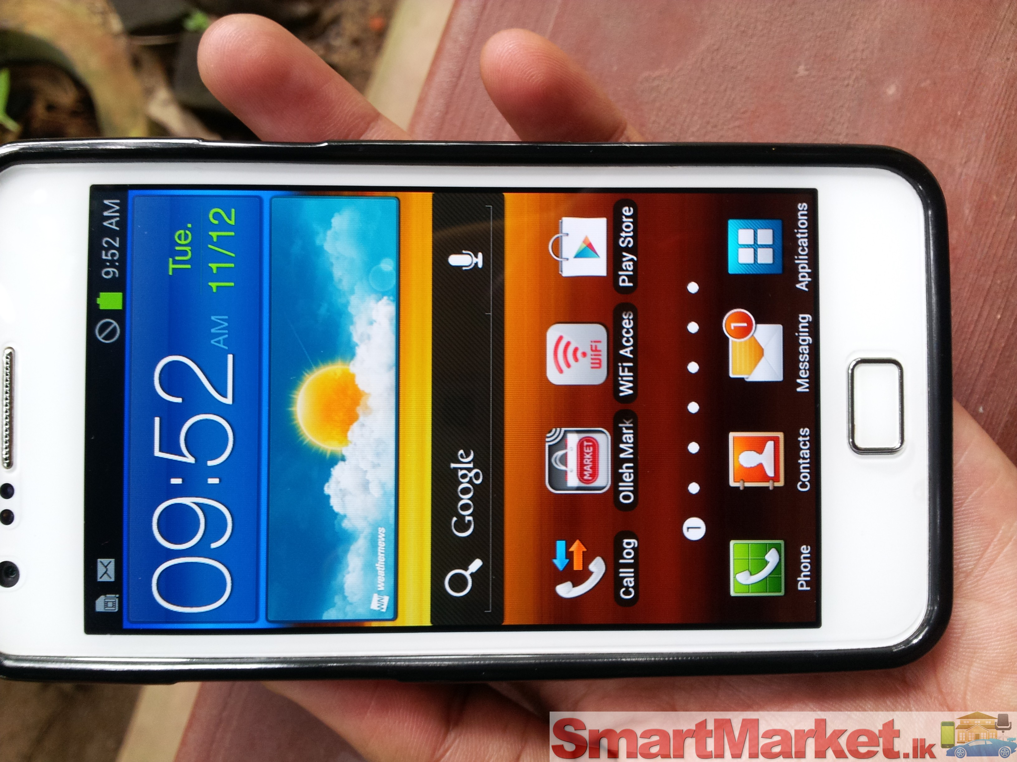 Samsung galaxy SII shw - m250k For Sale in Kurunegala   Smartmarket lk