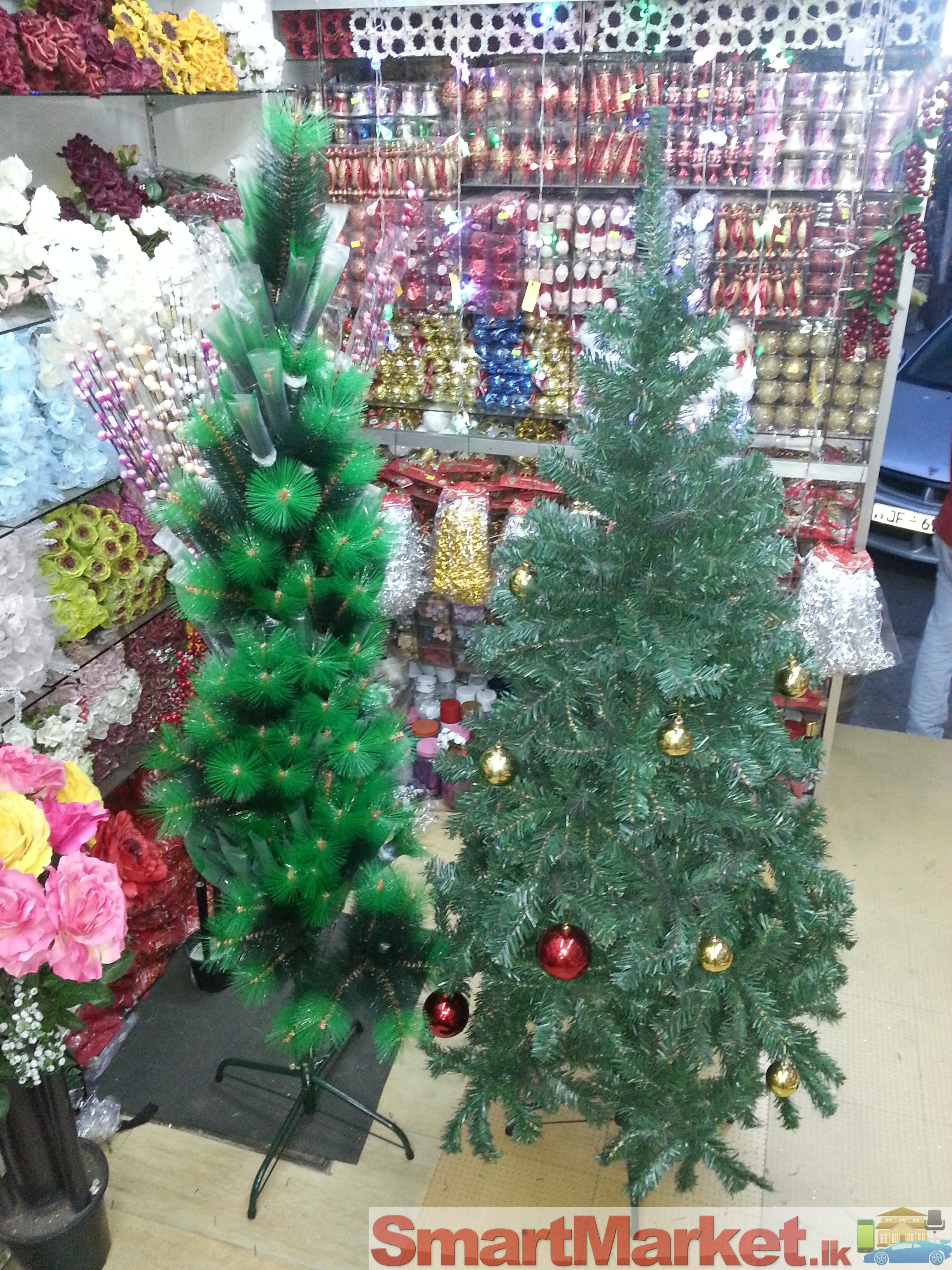 Christmas Tree Flowers Decorations For Sale In Colombo