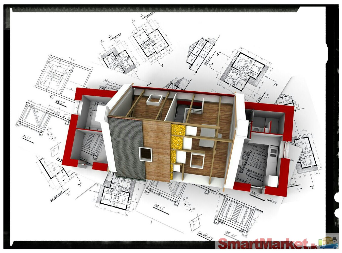 design house plans all autocad works