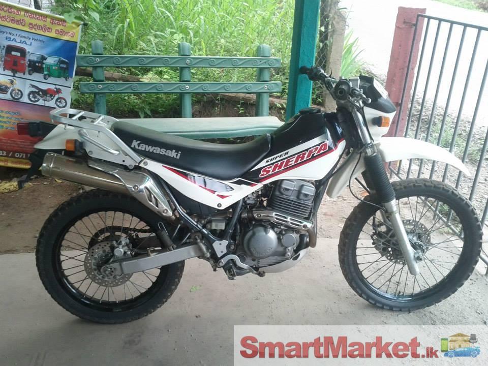 Kawasaki Super Sherpa For Sale