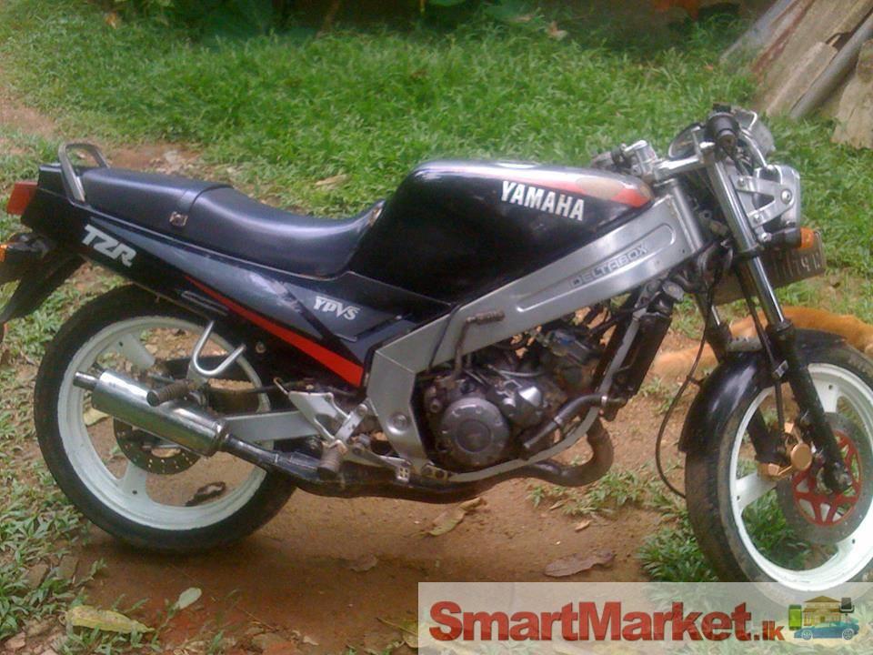 Yamaha Tzr 125 For Sale Yamaha Tzr 125