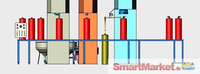UNNI APPAM MAKING MACHINE, ABC POWDER AND GAS FILLING