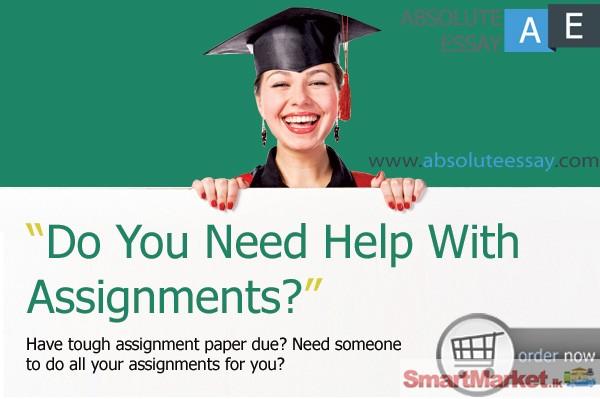 Custom assignment help