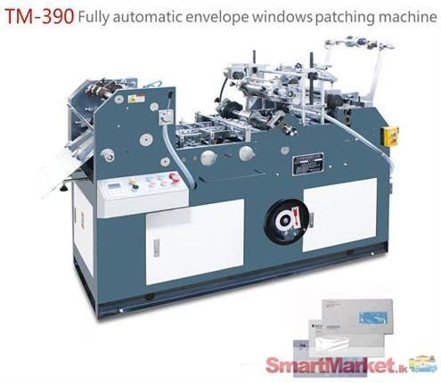 envelope machine for sale