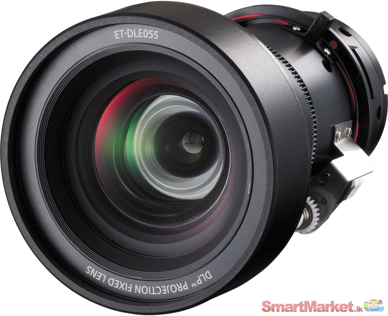 Panasonic Et Dle055 Fixed Focus Lens Fix 081 Ag Ac90 Professional