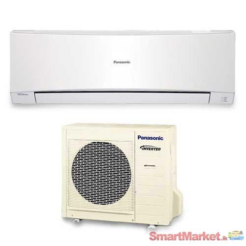 Panasonic 12 btu split type air conditioner for Split type ac